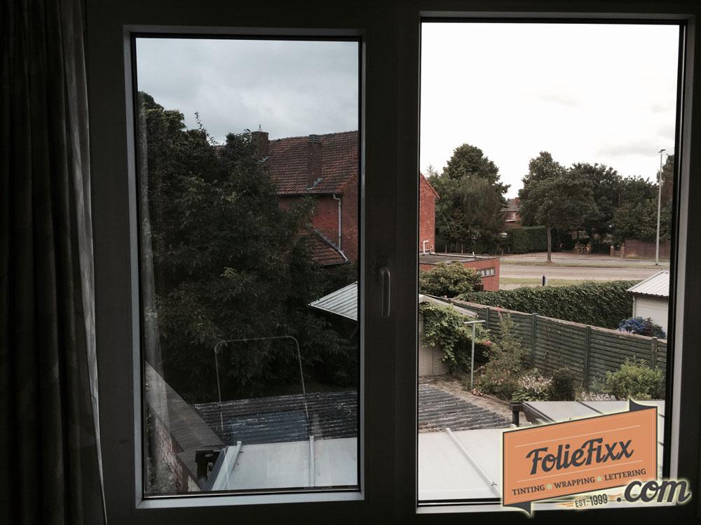 Glasfolie plaatsen raam