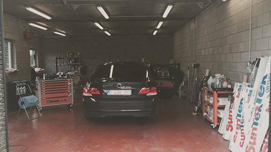 FolieFixx Garage